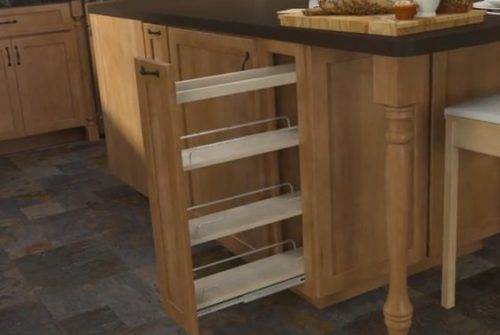 Full Height Base Pantry Pull Out