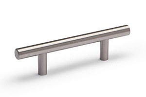 Small Bar Satin Nickel