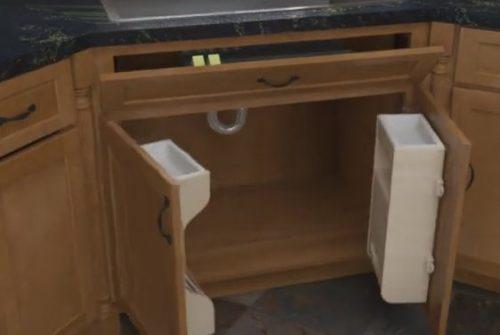Multi-Storage Sink Base