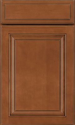 1660D Maple Auburn Glaze