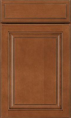 1661D Maple Auburn Glaze