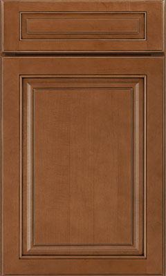 1661R Maple Auburn Glaze