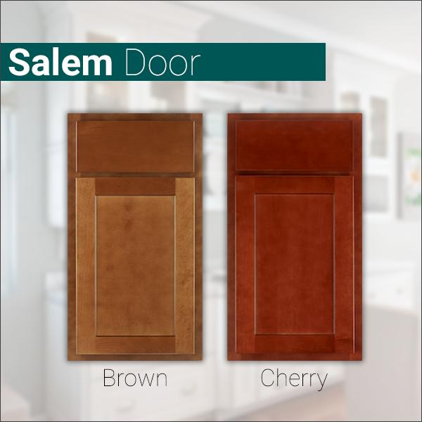 & Salem Door | Contractor Kitchens
